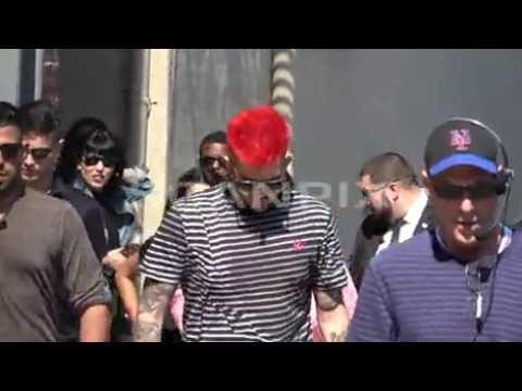 Queen + Adam Lambert - Jimmy Kimmel Backstage & Rehearsal