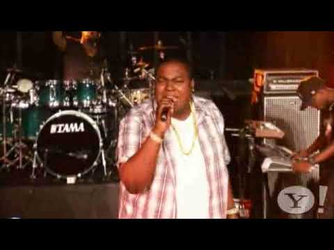 Sean Kingston - Fire Burning [ Live At Pepsi Music ]