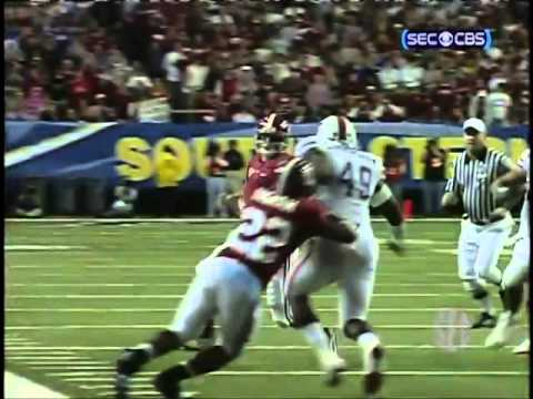 2009 SEC Championship - Alabama Crimson Tide (#2) vsFlorida Gators (#1)