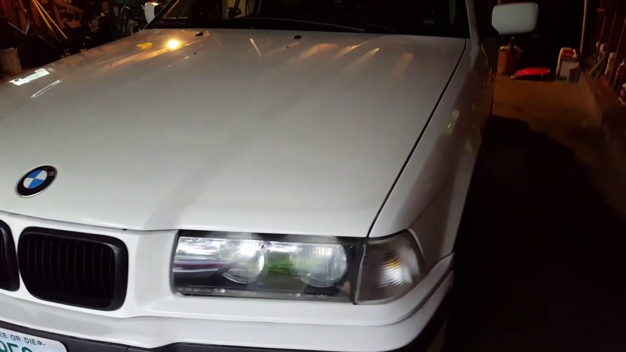 Why is my E36 rusting?