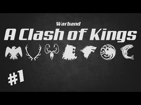 Mount And Blade Warband - A Clash Of Kings 2.0 - Prologue Character Creation