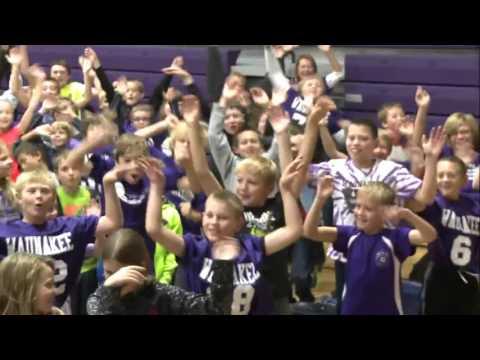 Waunakee Intermediate School Shout Out 10-7-15
