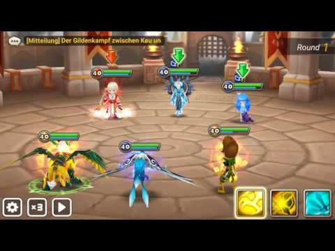 Tiana summoners war