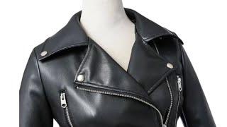 Отличная осенне весенняя женская куртка 20021 с Алиэкспресс