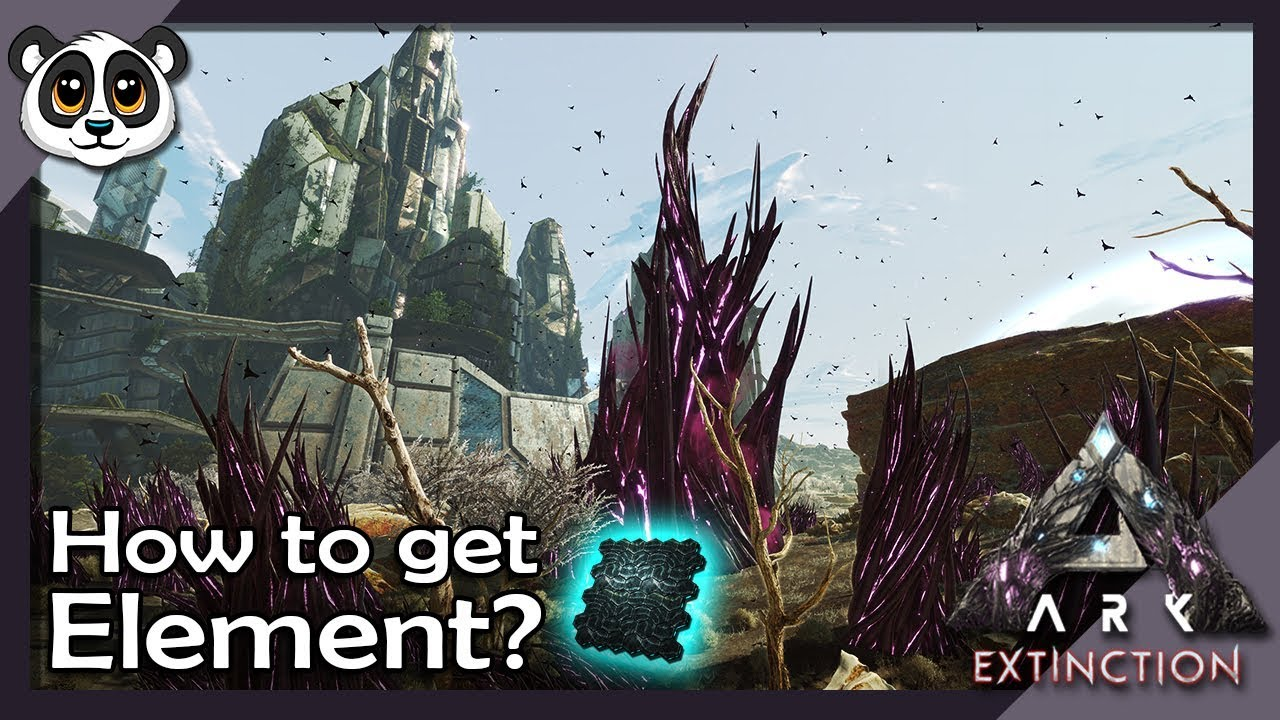 How to Get Element? | ARK: Extinction