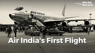 When JRD Tata Flew The First Flight Of Tata Airlines