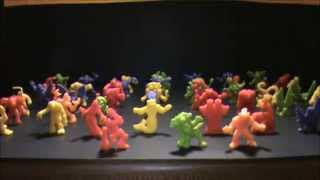 monsters in my pocket series one showcase vintage figures  pt 1