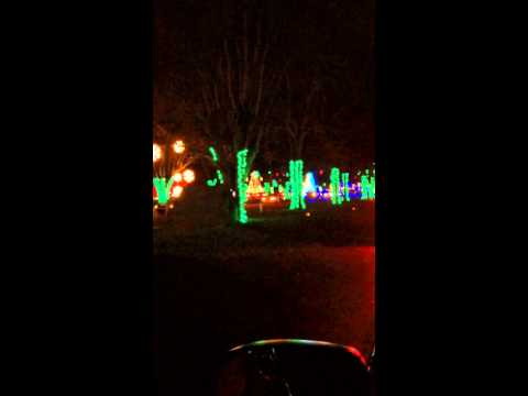 Nashville Drive-Thru Holiday Light Show