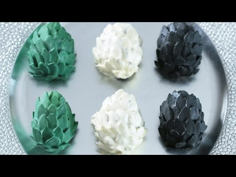 Make GAME OF THRONES - DRAGON EGG TRUFFLES - NERDY NUMMIES Snapshots