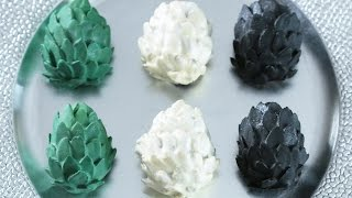 GAME OF THRONES - DRAGON EGG TRUFFLES - NERDY NUMMIES