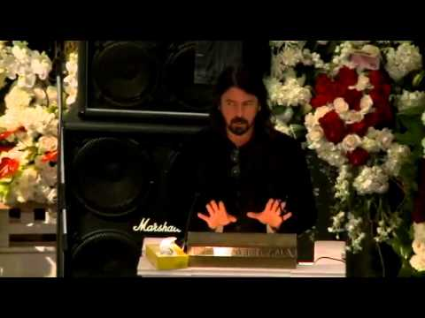 Dave Grohl's tribute to Lemmy