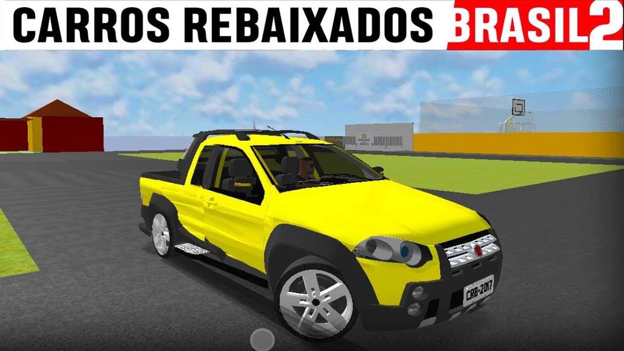 carros rebaixados brasil 2 - dinheiro infinito com tudo liberado