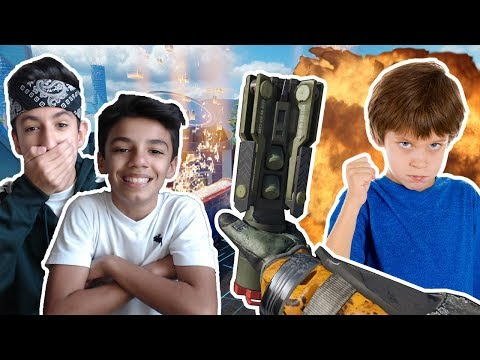 Black Ops 3 Hilarious Search And Destroy Trolling!