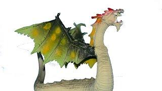 Дракон и Динозавры. Жемчуг Водного Дракона. Новогодний мультик для детей