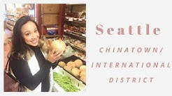 What to do & eat in Seattle's Chinatown/International District
