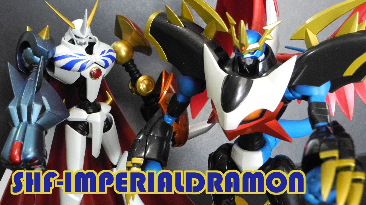 Assemble of the accessaries-Imperialdramon(Fighter Mode ...