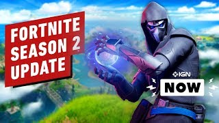 Fortnite Chapter 2 Season 2 Has a Release Date - IGN Now