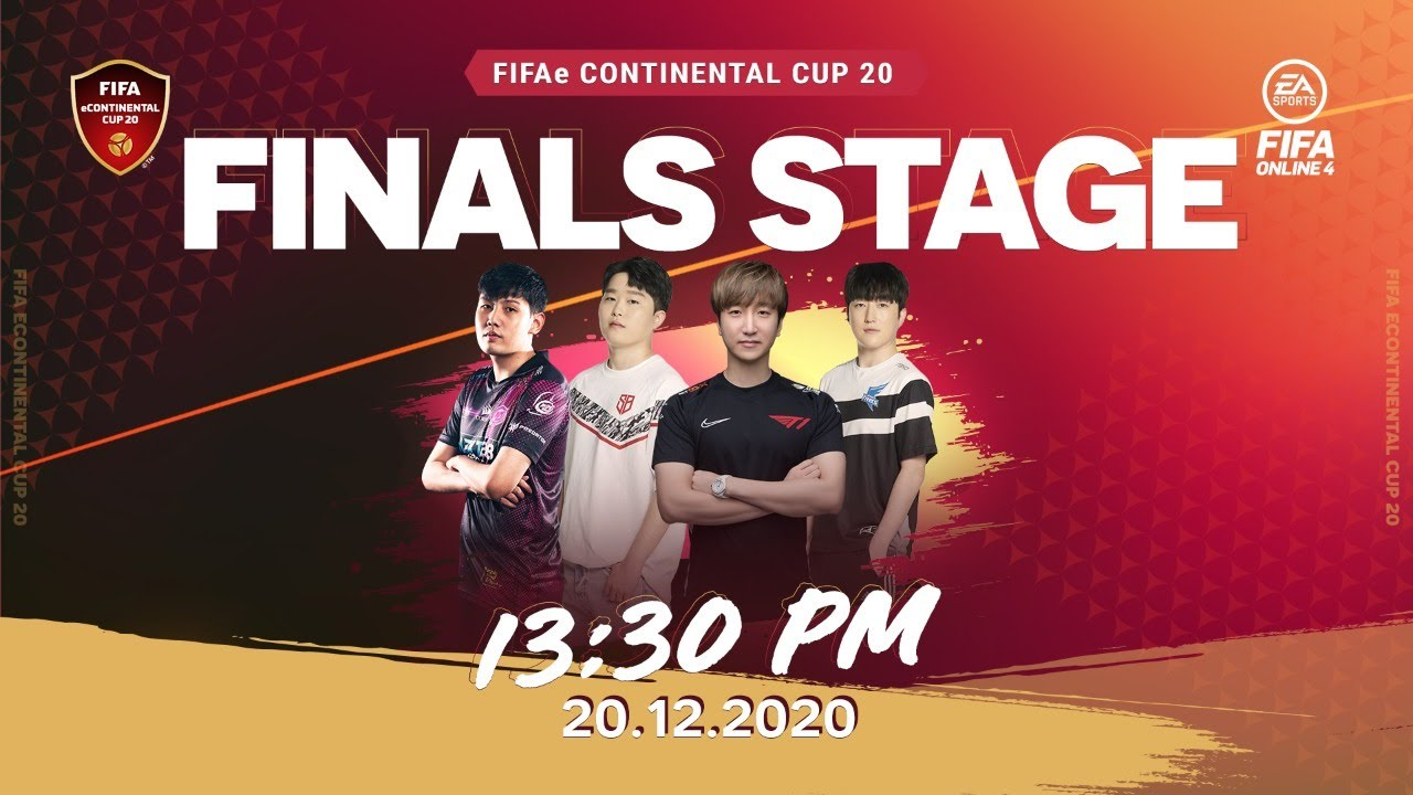 [Trực tiếp] Chung kết thế giới FIFA Online 4 – Finals Stage