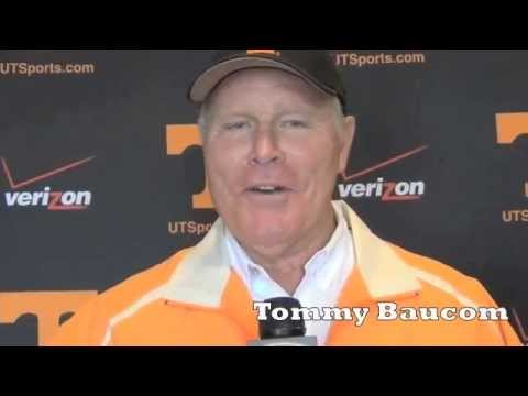Vols Jersey Countdown No. 67 featuring Tommy Baucom