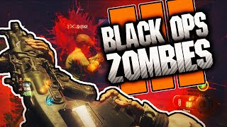 Black Ops 3 ZOMBIES GAMEPLAY #1