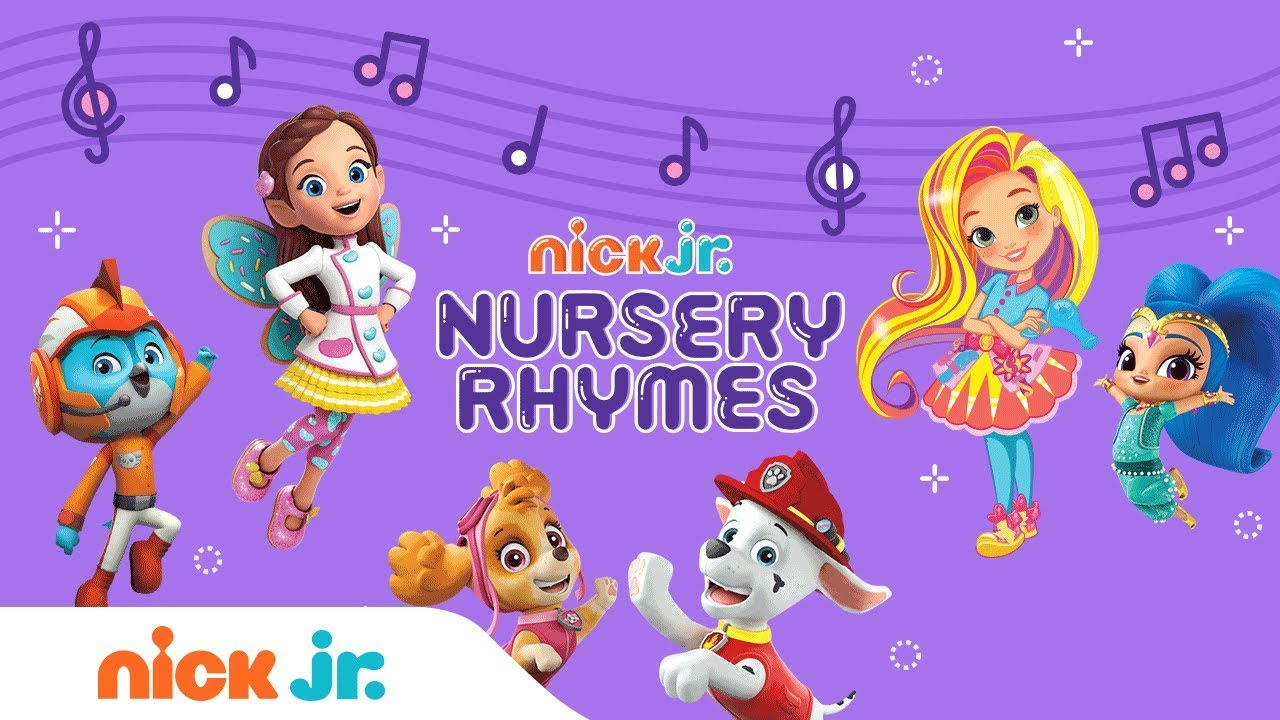 Sing Along Nursery Rhyme Song With Sunny Day Butterbean