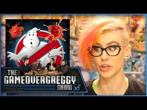 Comic Book Girl 19 (Special Guest) - The GameOvergreggy Show Ep. 140