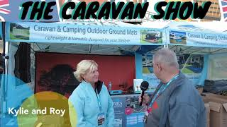 The Caravan Show with Mats by Design