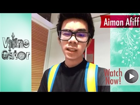 Aiman Afiff Vine Compilation - Best All Vines LATEST HD