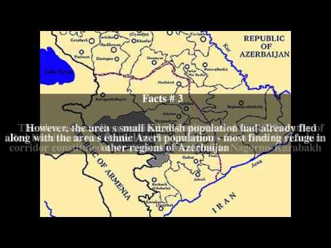 Lachin Kurdish Republic Top # 5 Facts
