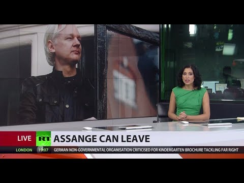 Conditions met for Assange to leave the embassy – Ecuadorian President