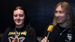 """Beast In Black Interview About """"From Hell With Love"""" @ The Riff, Helsinki 14.1.2019"""