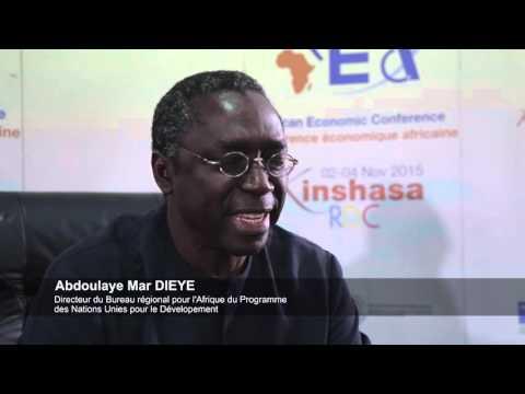 Abdoulaye Mar Dieye, Director of UNDP's Regional Bureau for Africa