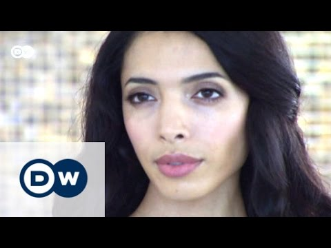 Fresh Start: Afghan model Zohre Esmaeli | Euromaxx - YouTube
