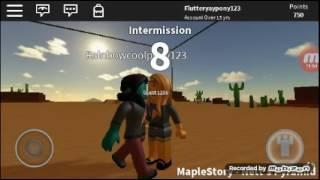 Fluttershy et Rainbow Dash jouent ROBLOX Survivre aux catastrophes pt.1
