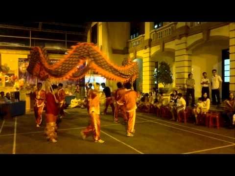 Đội Lân Sư Rồng Chùa Nghiêm Quang Thị Trấn Gia Lộc - h.Gia Lộc-Hải Dương