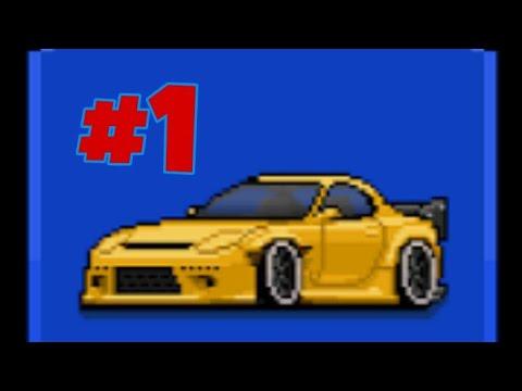 HONDA CIVIC (PIXEL CAR RACER) |