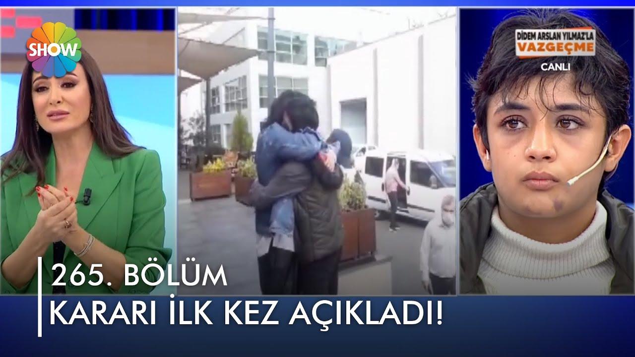 Didem Arslan Yılmaz, Dilek Albayrak ile ilgili kararı açıkladı!   @Didem Arslan Yılmaz'la Vazgeçme