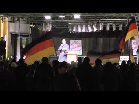 Legida am 16. Februar 2015 in Leipzig – Teil 3