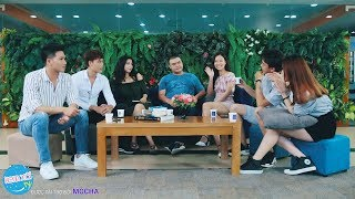 CHỊ ĐỨNG ĐẤY, CHỜ EM ĐẾN TÁN (#CDDCEDT) Gặp gỡ dàn diễn viên | Phim Tình cảm - Web Drama | Z Team