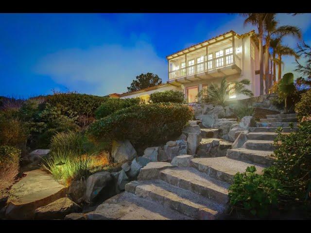 Elegant Expansive Estate with Ocean Views in La Jolla, California | Sotheby's International Realty