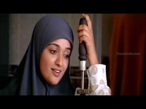 Kavya becoming friends with her co-house maid - Palaivana Roja Movie Scenes