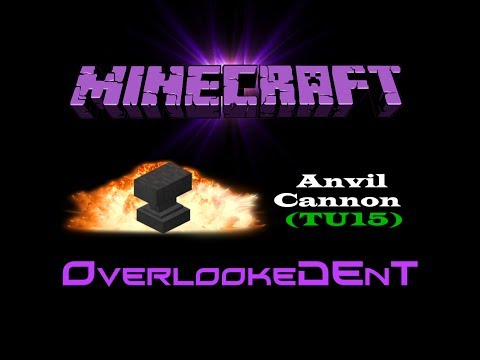 How to make an anvil in minecraft xbox 360