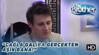 """Big Brother Onur: """"Çağla Galiba Gerçekten Aşık Bana!"""""""