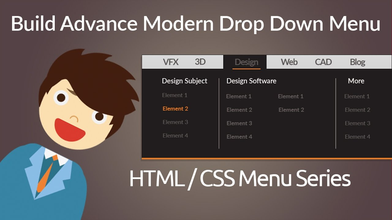 thesis drop down menu css Ultimate css drop down menu slide out social icon buttons flexbox rectangles menu css3 blur filter images full list: horizontal css menus, vertical css menus, image css, form css, divs and containers, links & buttons, css3 demos, other css layouts css layouts and frames.