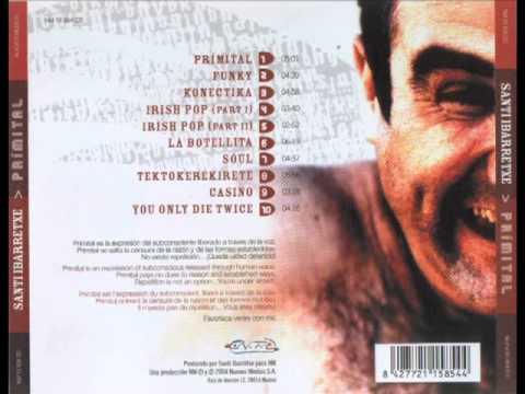 Santi Ibarretxe - Primital (full album)