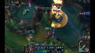 Darius VS Irelia [Edited Gameplay] | League of Legends