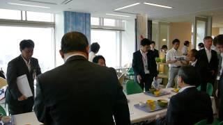 小泉進次郎氏登場で沸きに沸いたKDDI社員食堂