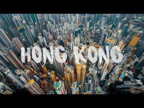 Hong Kong - Drone - [4K]