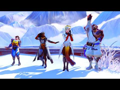 Overwatch Anniversary Event! Dance Party