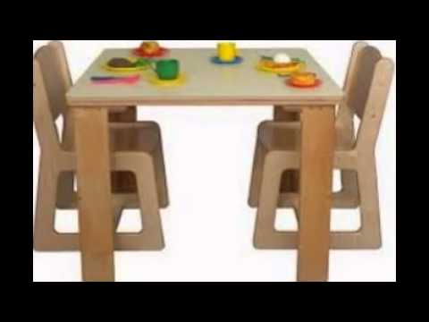 Kids Art Table And Chairs